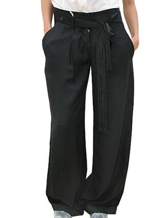 luisviaroma-black-pants