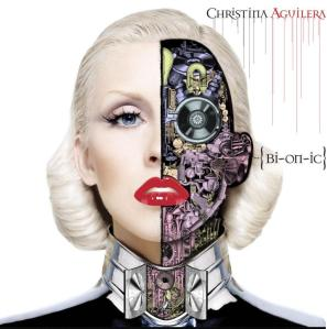 Album cover artwork for Bionic by Christina Aguilera