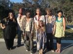 The Zombie Crew  (myself, Matt, Trey, Ryan, Avi, Hayden, and Christina the fearless assistant)